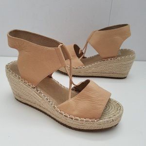 Eileen Fisher Sandals Agnes Espadrille Wedge